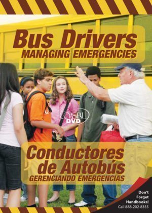 Bus Drivers: Managing Emergencies – DVD