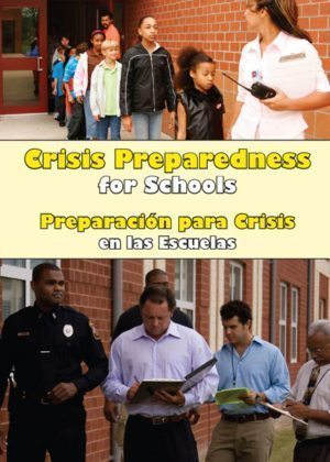 Crisis Preparedness For Schools – DVD
