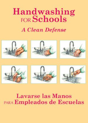 Handwashing For Schools: A Clean Defense – DVD