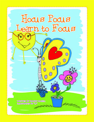 Hocus Pocus Learn to Focus by Randy Cazell