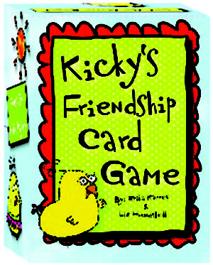 Kicky's Friendship Card Game