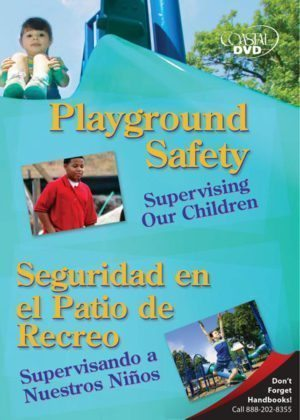 Playground Safety: Supervising Our Children – DVD