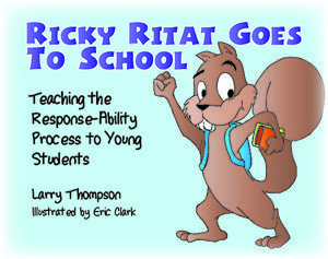 Ricky Ritat Goes to School by Larry Thompson and Angela Thompson
