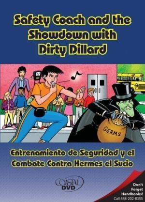 Safety Coach and the Showdown with Dirty Dillard – DVD