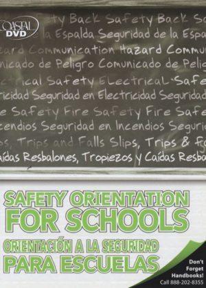 Safety Orientation For Schools – DVD