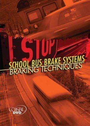 School Bus Brake Systems: Braking Techniques – DVD