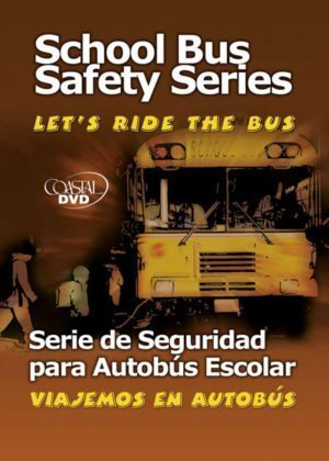 School Bus Safety Series Vol. 1-4 – DVD