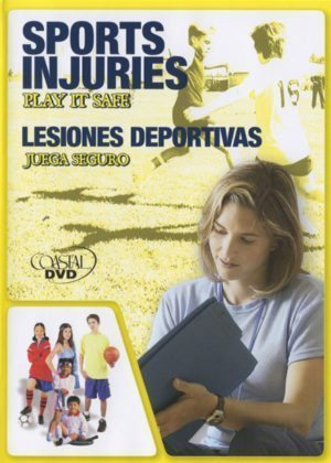 Sports Injuries: Play It Safe – DVD