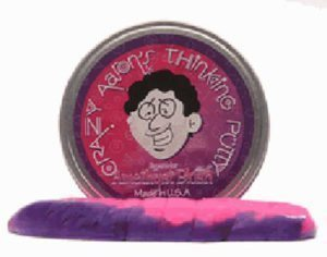 Thinking Putty – Amethyst