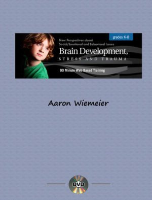 Brain Development, Stress and Trauma Webinar