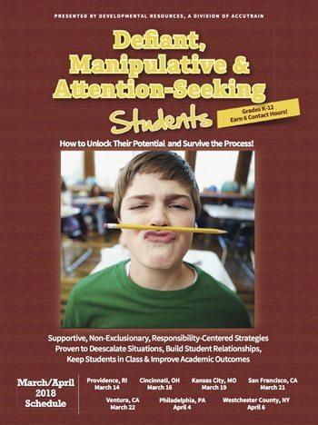 Defiant-Students-Seminar-Spring-2018-Brochure-Cover