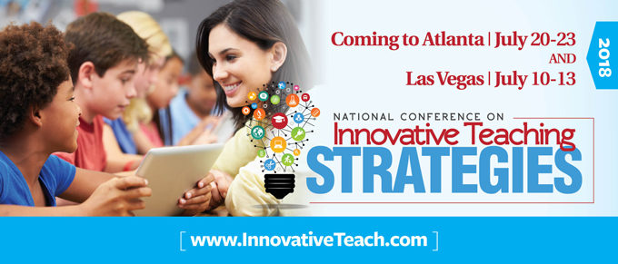 Look Who's Added to the Innovative Teaching Strategies Lineup!