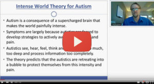 Intense World Theory for Autism: Craig McCullough
