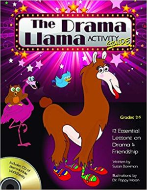 Drama Llama Activity Book with CD