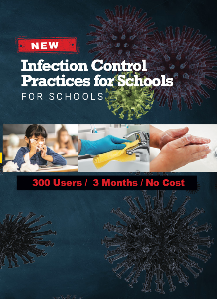 new infencion control protection for schools updated