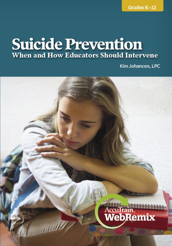 suicide prevention teachers webremix accutrain