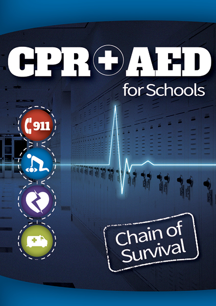 CPR AED Training for Schools LMS