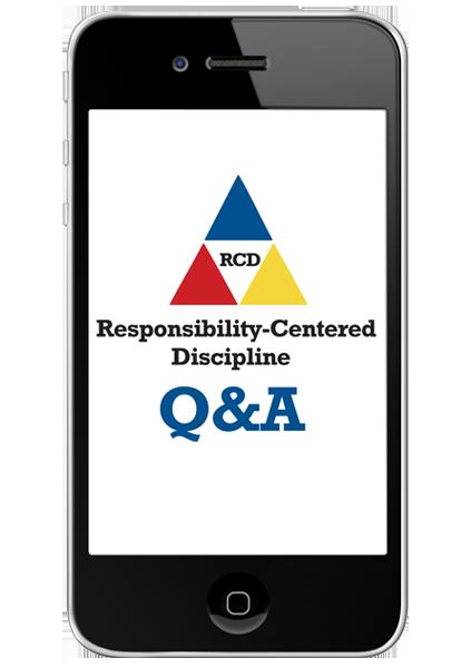 Responsibility-Centered Discipline
