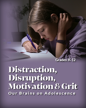 distraction disruption motivation grit training pd